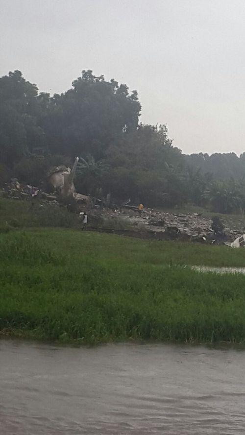 Thêm một vụ tai nạn máy bay Nga, ít nhất 41 người thiệt mạng - Ảnh 2