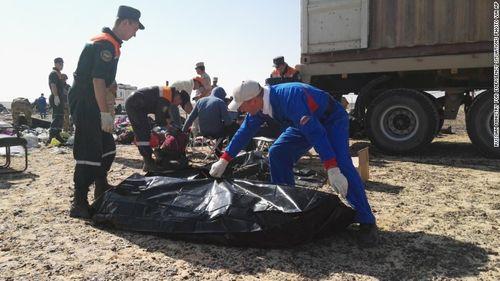 Tình báo Mỹ: IS đặt bom trên máy bay Nga A321  - Ảnh 2