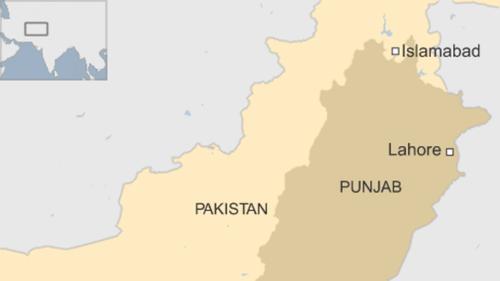 Sập nhà máy tại Pakistan, gần 170 người thương vong - Ảnh 3