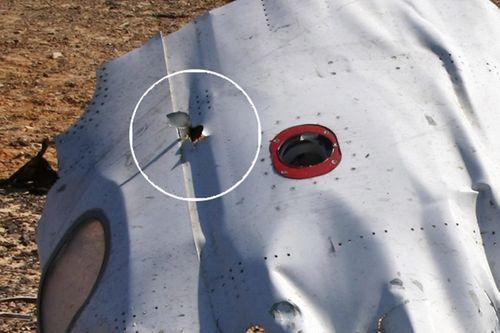 Nóng: Lộ bằng chứng máy bay Nga rơi vì bom - Ảnh 1
