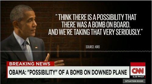 Nóng: Lộ bằng chứng máy bay Nga rơi vì bom - Ảnh 3