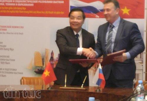Cụ thể hóa quan hệ hợp tác giáo dục, khoa học, công nghệ Nga-Việt  - Ảnh 1