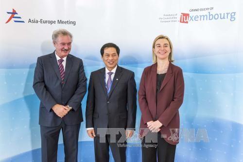 ASEM đánh giá cao sáng kiến của Việt Nam - Ảnh 1