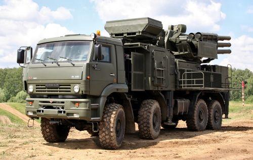 Sức mạnh hệ thống tên lửa phòng không Nga triển khai ở Syria - Ảnh 1