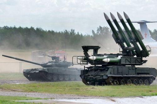 Sức mạnh hệ thống tên lửa phòng không Nga triển khai ở Syria - Ảnh 2