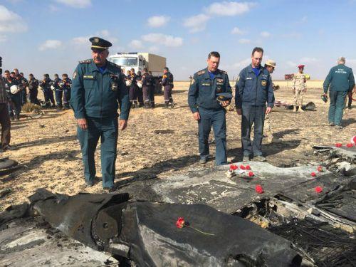 Vụ máy bay Nga rơi: Anh xác nhận danh tính kẻ tình nghi chủ mưu - Ảnh 2