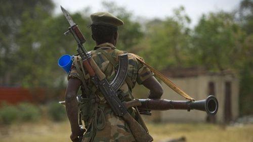 """Nam Sudan: Dân quân được """"trả lương bằng chuyện ấy""""  - Ảnh 1"""
