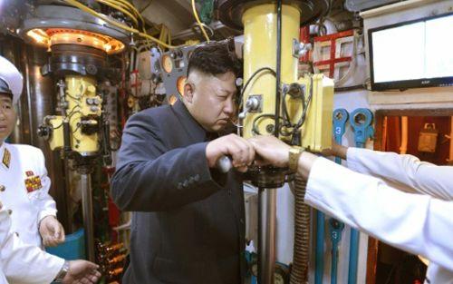 Hàn Quốc điều tra thông tin tàu ngầm Triều Tiên mất tích - Ảnh 1