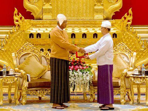 Chính trường Myanmar sang trang - Ảnh 1