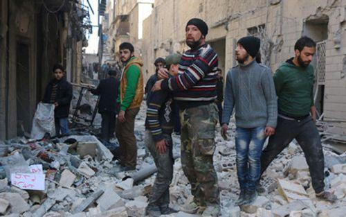 """""""Hợp tác miệng"""", lệnh ngừng bắn tại Syria có nguy cơ đổ vỡ  - Ảnh 1"""