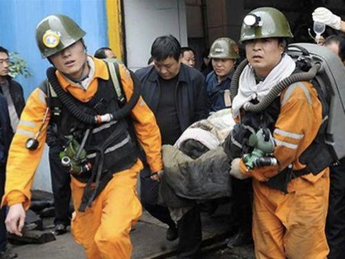 Nổ khí gas trong mỏ than ở Trung Quốc, 12 thợ mỏ thiệt mạng - Ảnh 1