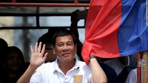 """""""Donald Trump của Philippines"""" tuyên bố đắc cử Tổng thống - Ảnh 1"""