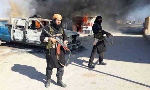 Thủ lĩnh IS tại Iraq bị tiêu diệt - Ảnh 1