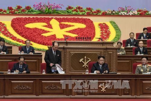Triều Tiên bế mạc Đại hội đảng toàn quốc lần thứ 7  - Ảnh 1