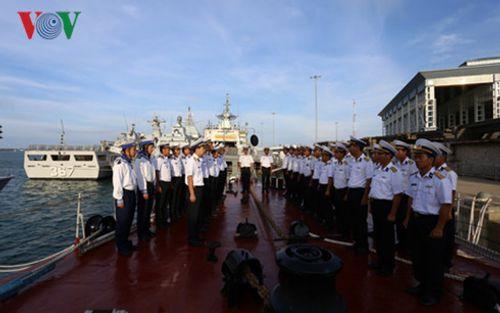 Khai mạc cuộc tập trận ADMM+ chống khủng bố tại Brunei - Ảnh 3