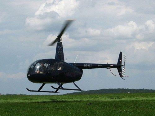 Trực thăng Robinson rơi tại Nga, 3 người thiệt mạng - Ảnh 1