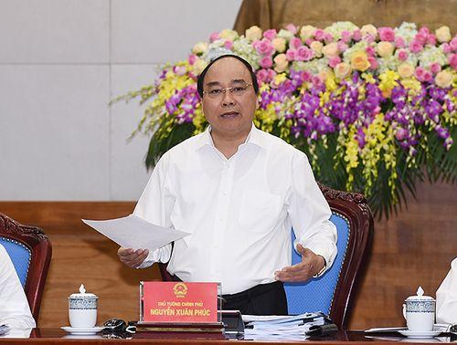 Thủ tướng Nguyễn Xuân Phúc: Kiên quyết không điều chỉnh mục tiêu năm 2016 - Ảnh 1