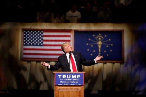 Trump tiến gần đến đích ứng viên Tổng thống Mỹ đảng Cộng hòa - Ảnh 1
