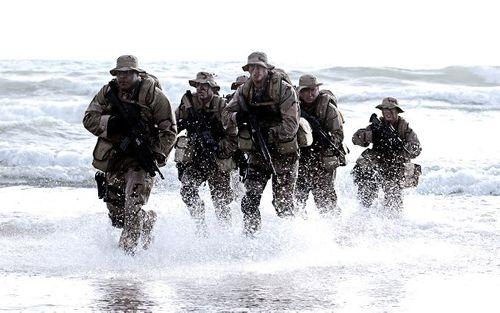 IS sát hại đặc nhiệm SEAL ở Iraq - Ảnh 1