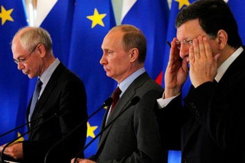 EU gia hạn lệnh trừng phạt kinh tế với Nga đến 2017 - Ảnh 1