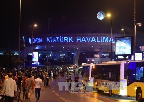 Bắt giữ 13 người sau vụ đánh bom sân bay Ataturk - Ảnh 2
