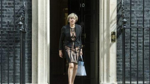 Hôm nay, bà Theresa May chính thức trở thành Thủ tướng Anh - Ảnh 1