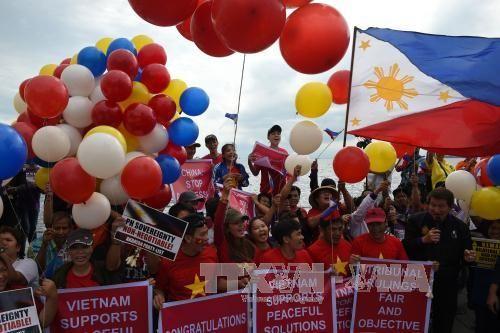 Cuộc chiến pháp lý dai dẳng và chiến thắng của Philippines - Ảnh 1