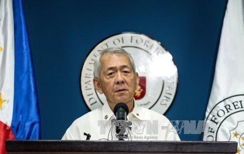 Philippines để ngỏ khả năng đàm phán với Trung Quốc - Ảnh 1
