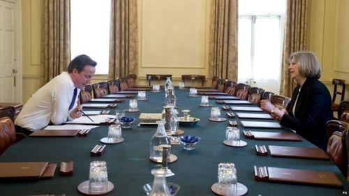 Chân dung tân nữ Thủ tướng Anh Theresa May - Ảnh 4
