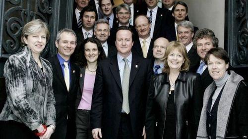 Chân dung tân nữ Thủ tướng Anh Theresa May - Ảnh 3