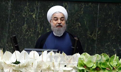 Iran dọa khôi phục chương trình hạt nhân - Ảnh 1