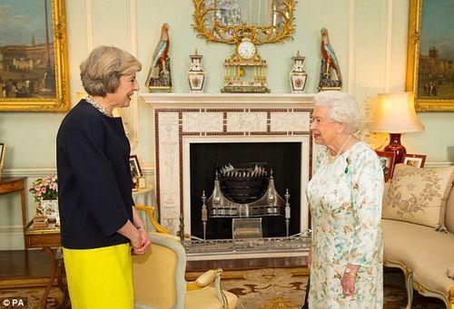 Chân dung tân nữ Thủ tướng Anh Theresa May - Ảnh 7