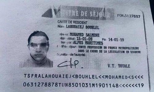 Hé lộ tin nhắn cuối cùng của kẻ khủng bố dịp Quốc khánh Pháp - Ảnh 1