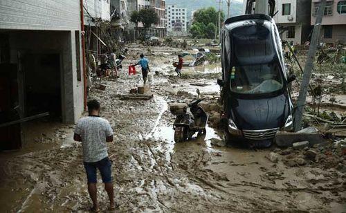 Trung Quốc sa thải 3 quan chức sau vụ siêu bão khiến 83 người thiệt mạng - Ảnh 1