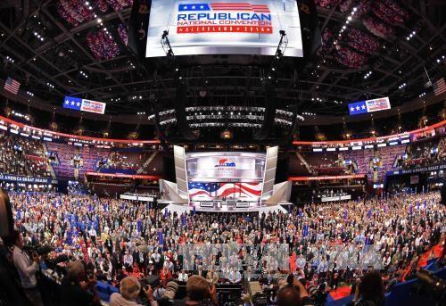 Khai mạc Đại hội Toàn quốc đảng Cộng hòa Mỹ - Ảnh 1