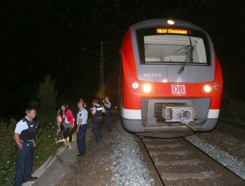 Thiếu niên tấn công bằng rìu trên tàu chở khách ở Đức - Ảnh 1