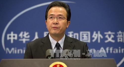 Trung Quốc kêu gọi Philippines giải quyết tranh chấp bằng đàm phán - Ảnh 1