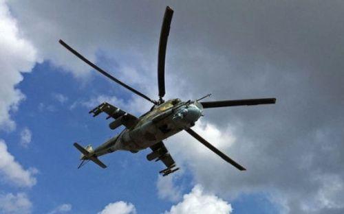 Trực thăng bị bắn hạ, 2 binh sĩ đặc nhiệm Pháp ở Libya thiệt mạng - Ảnh 1