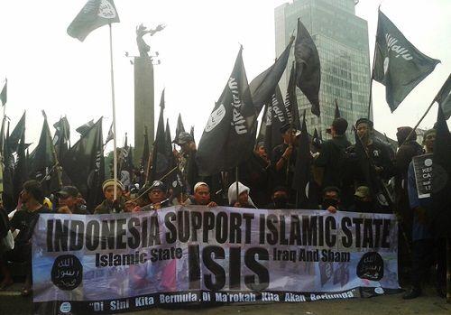 Indonesia lo ngại bị IS trả thù sau truy quét - Ảnh 1