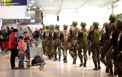 Lo ngại IS tấn công Olympic 2016, Brazil điều tra trên diện rộng - Ảnh 2