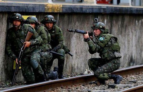 Lo ngại IS tấn công Olympic 2016, Brazil điều tra trên diện rộng - Ảnh 3