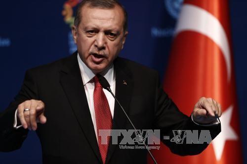 Ông Erdogan tiết lộ được con rể báo tin đảo chính - Ảnh 1