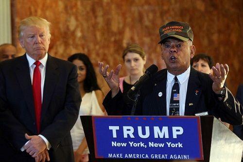 Mật vụ Mỹ điều tra vụ người ủng hộ Trump đòi bắn Hillary - Ảnh 1