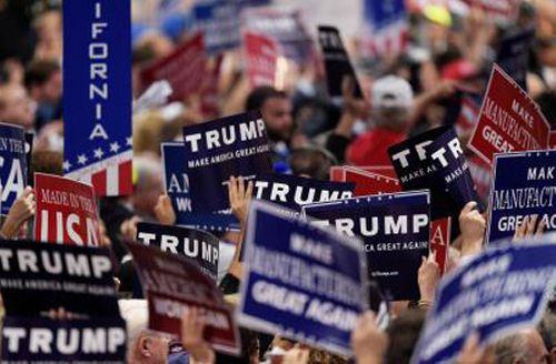 Cương lĩnh mới của đảng Cộng hòa - Ảnh 1