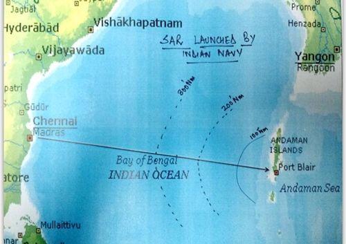 Máy bay Không quân Ấn Độ chở 29 người mất tích - Ảnh 1