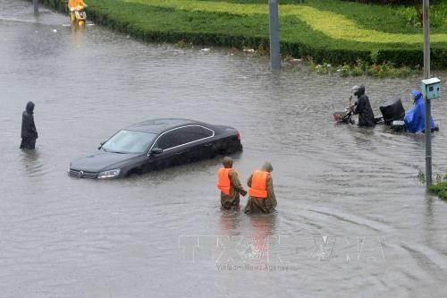 Hơn 120 người chết và mất tích do bão ở Trung Quốc - Ảnh 2