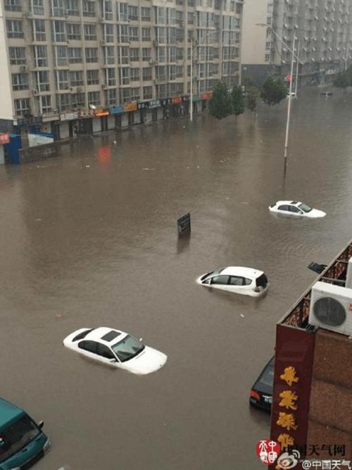 Hơn 120 người chết và mất tích do bão ở Trung Quốc - Ảnh 1
