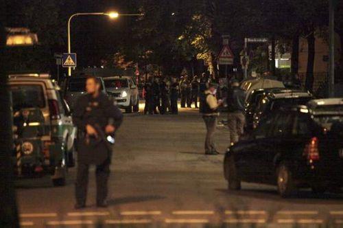 Vụ xả súng tại Đức: Nghi phạm là một thanh niên 18 tuổi, gốc Iran - Ảnh 1