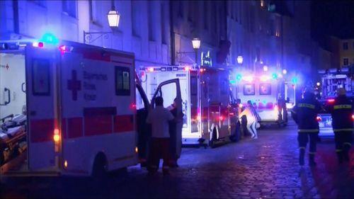 Nổ lớn tại quán bar ở Đức: Nghi tiếp tục khủng bố, 13 người thương vong - Ảnh 5