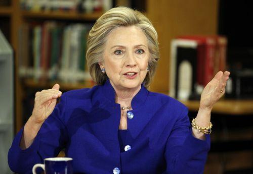 Hillary Clinton chính thức trở thành ứng viên tổng thống Mỹ - Ảnh 1